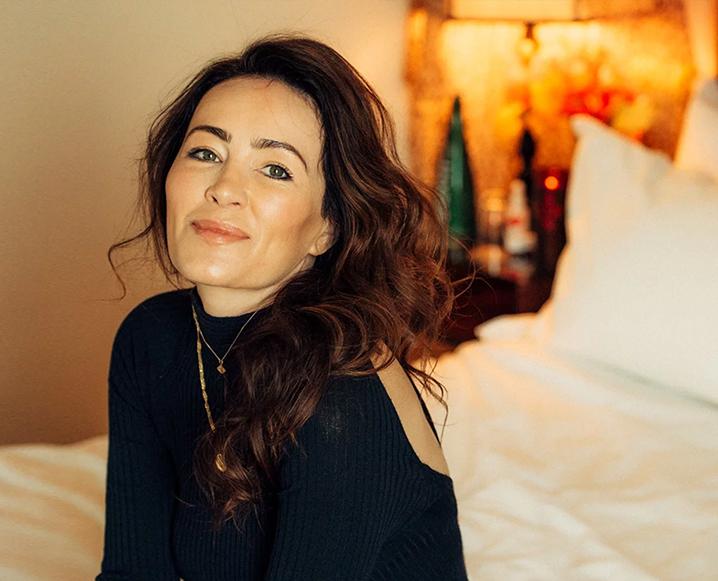 Melanie Simon of ziip beauty
