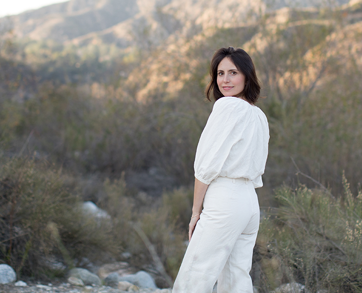 In Her Closet: Designer Rachel Pally on Femininity + Freaking Out Less