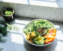 healthy Fermented Bowl recipe