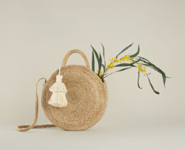 8 Woven Baskets + Straw Bags Made For That Sundress Life