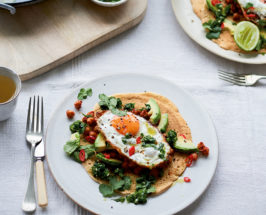 healthy Breakfast Tacos recipe melissa hemsley