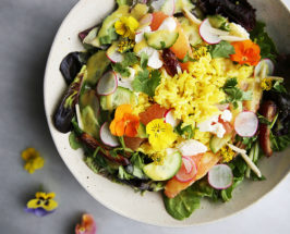 plantlab orange blossom salad recipe