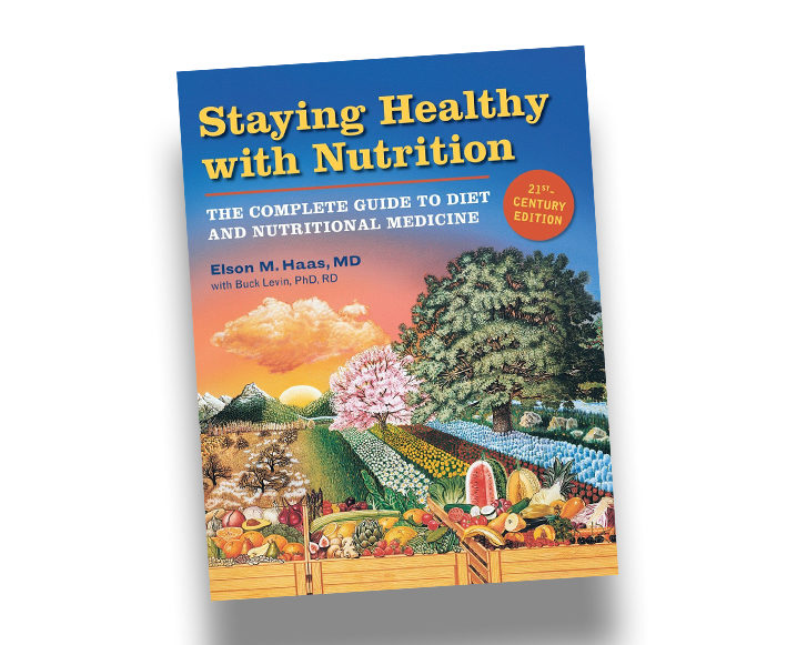 WELLNESS HYPOCHONDRIAC STAYING HEALTHY WITH NUTRITION BY ELSON M. HAAS