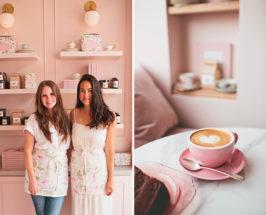 Sweet Laurel Bake Shop grand opening