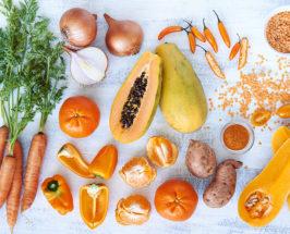 dr Jeffrey Bland podcast orange vegetables