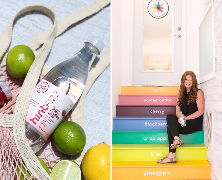 Journey Behind The Brand: Meet The Female Founder of Hint Water
