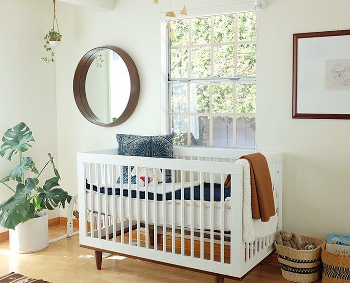 Eco-Friendly Nursery crib
