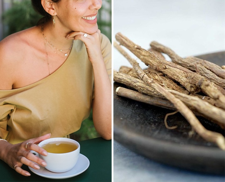 Superfood Spotlight: Licorice Root Tea For Detox + Digestion