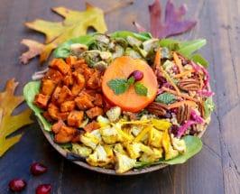 harvest bowl thanksgiving