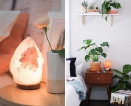 Himalayan Salt Lamp Benefits + How To Tell If You Have A Fake
