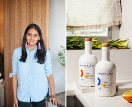 In The Kitchen With Olive Oil Entrepreneur Aishwarya Iyer