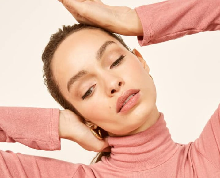 Natural Remedies for Depression woman in pink shirt