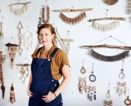Heather Levine ceramics portrait