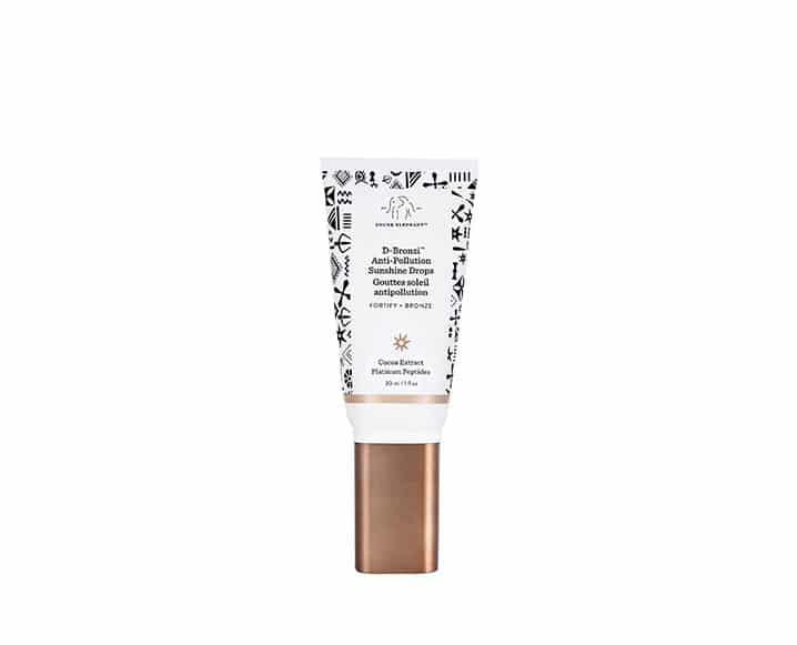 Winter Skincare hydrating face serum