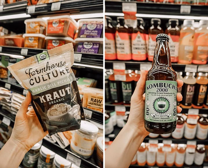 packaged fermented food
