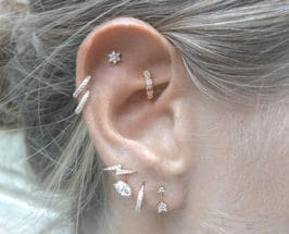 Are Ear Piercings Draining Your Energy?