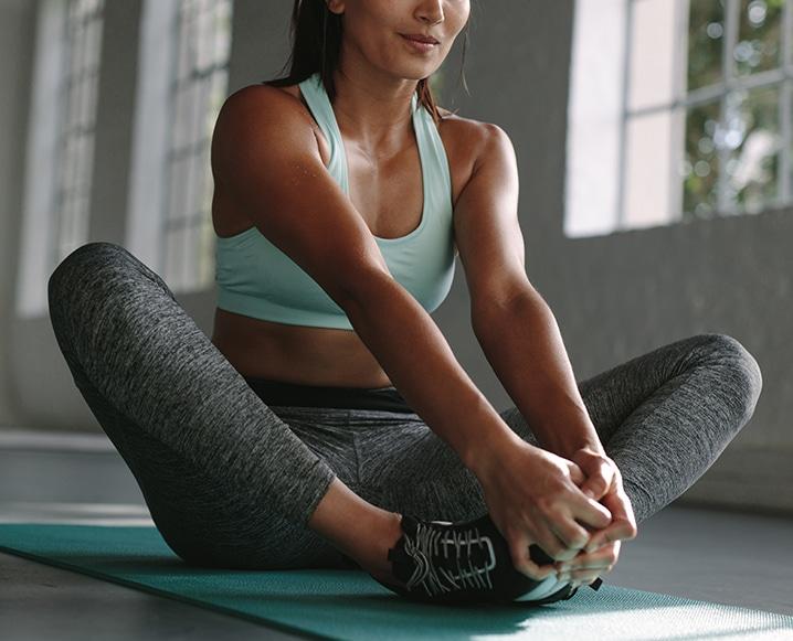 good posture yoga poses