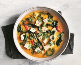 vegetable vegan curry recipe