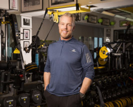 Celeb Trainer Gunnar Peterson Says Recovery Matters More Than You Think
