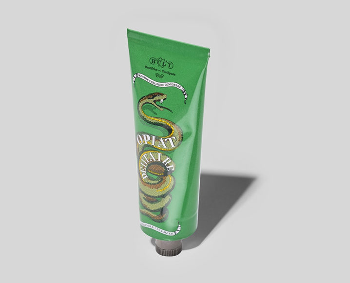 french beauty buly toothpaste