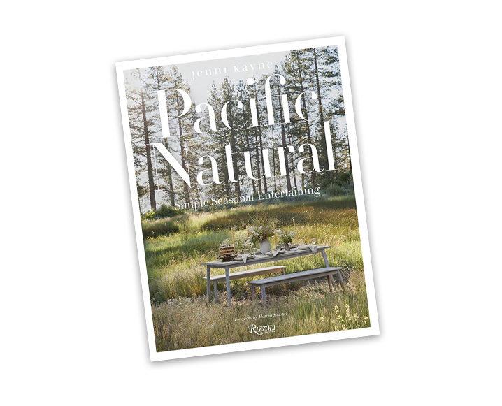 pacific natural jenni kayne book