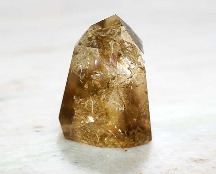 how to manifest money citrine crystal