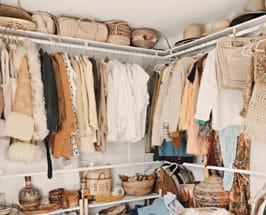 How To Overhaul Your Closet The Sustainable Way