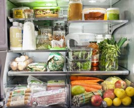 Danielle Walker fridge