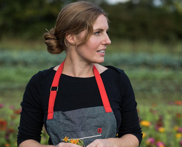 In The Kitchen With Farmer, Chef + Cookbook Author Abra Berens
