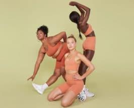 Size-Inclusive Fitnesswear brands
