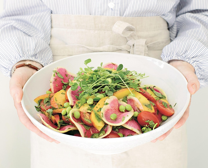 If Summer Were A Salad It Would Look Just Like This