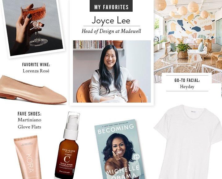 My Favorite Things: Meet Madewell's Design Guru, Joyce Lee