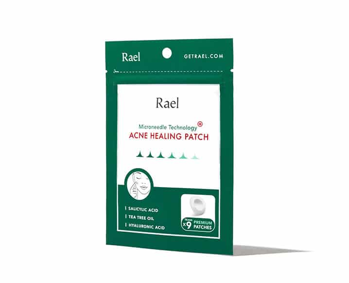 rael microneedling Acne Patches