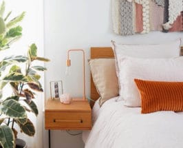 morning rituals bedroom