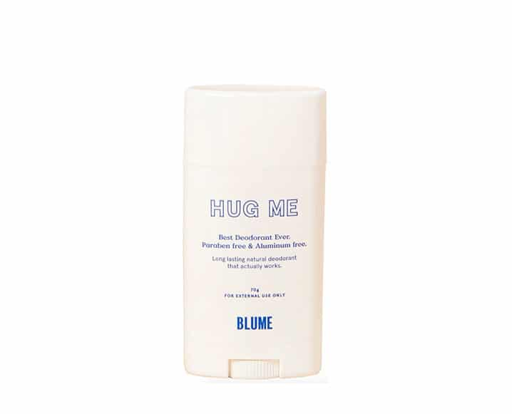 best natural deodorants blume