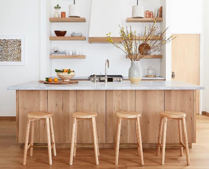 lonny home kitchen interior