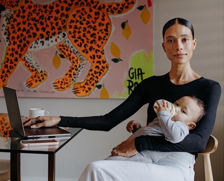 Inside Designer Tylynn Nguyen's Morning Routine