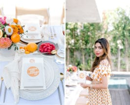 Things Are Looking Up: Inside Dr. Deepika Chopra's Very Optimistic Launch Party