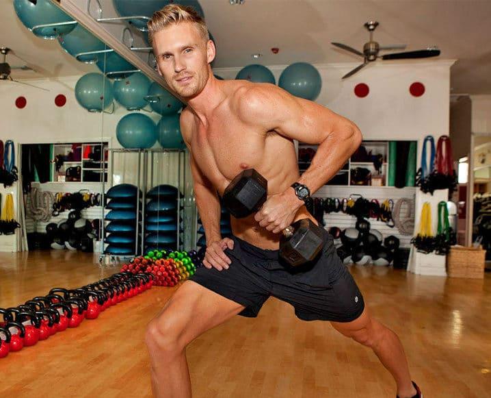 best trainers nyc David Siik