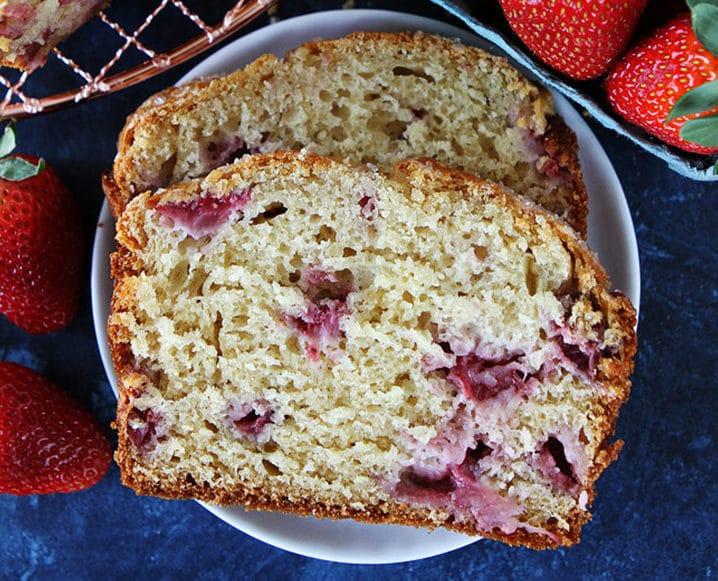 bets strawberry bread recipe