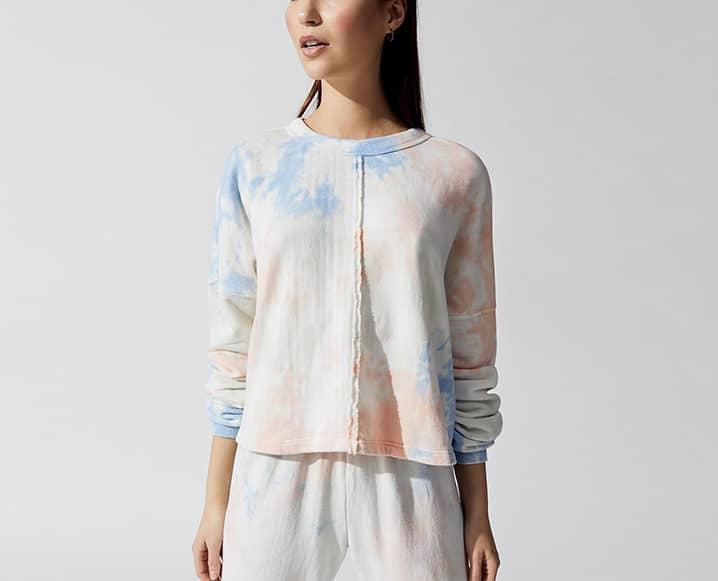 Tie Dye pullover