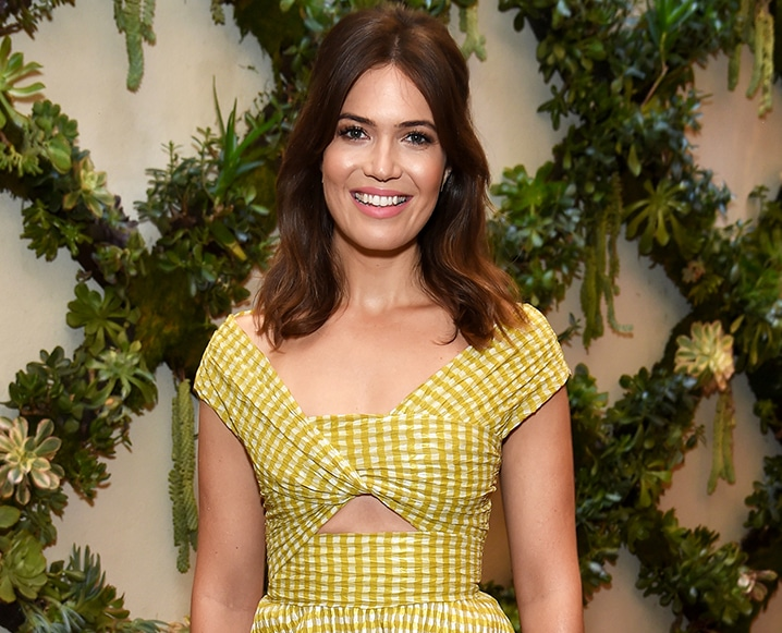 Mornings With Mandy Moore: On Gummies, Chlorophyll + Early Starts