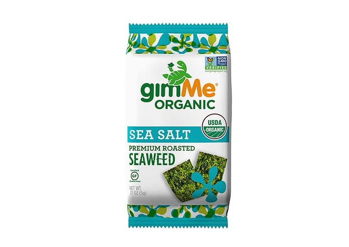 seaweed benefits snack