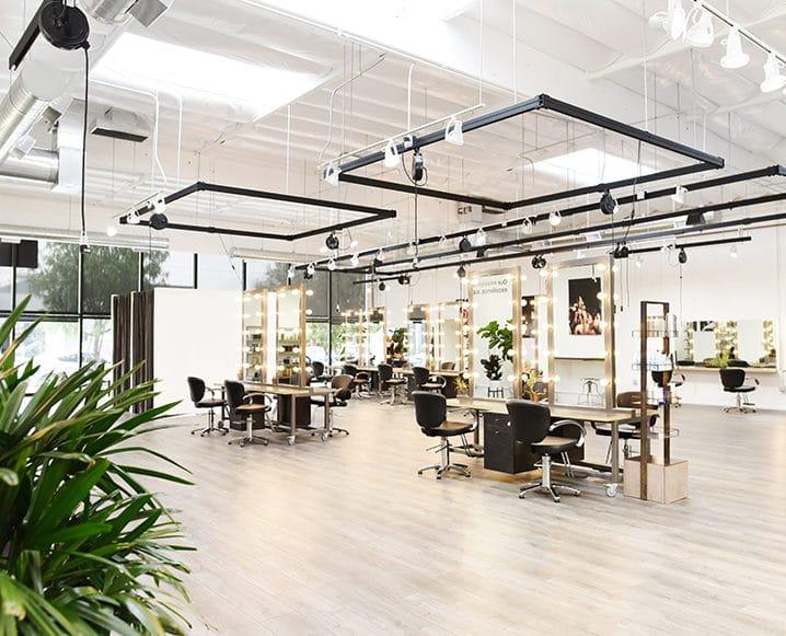Jon Reyman salon interior