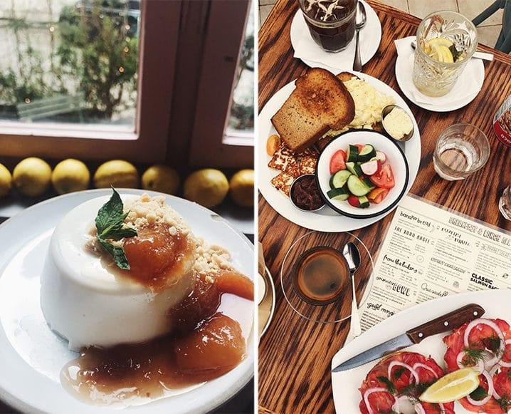 Wellness Guide To Tel Aviv food