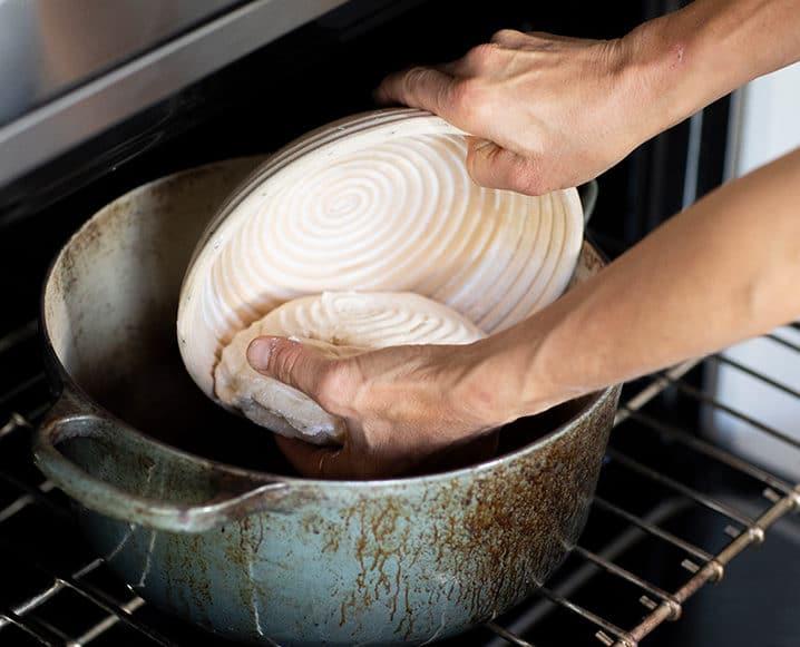 how to make DIY Sourdough Bread