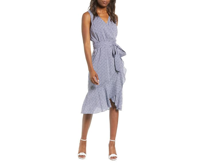 nordstrom sustainable style dress