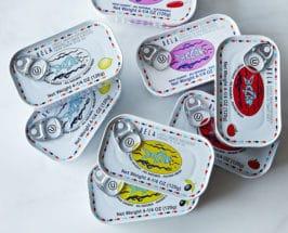 sardines nutrition
