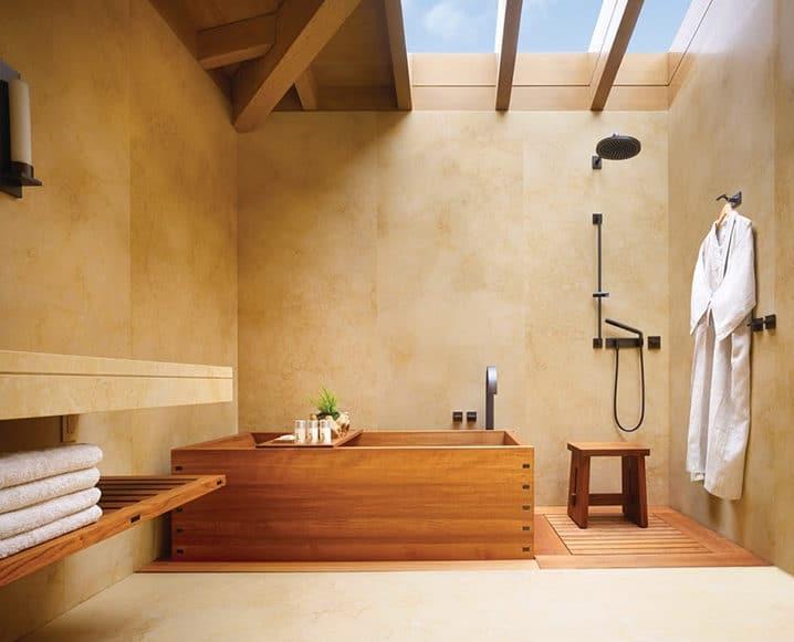 Nobu Ryokan bath