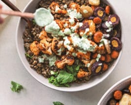 The Kitchen Hack: 3 Quick + Healthy Sauces Made with Yogurt
